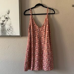 Used F21 Floral Dress